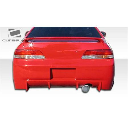 - Duraflex 101834 1997-2001 Honda Prelude Buddy Rear Bumper Cover