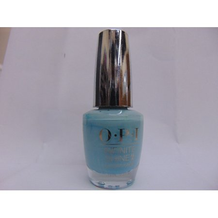 Opi Infinite Shine Nail Lacquer 0.5 Fl oz - IS L33 Eternally Turquoise