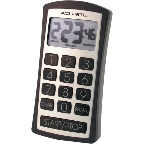 AcuRite Digital Timer with Keypad, 00535W