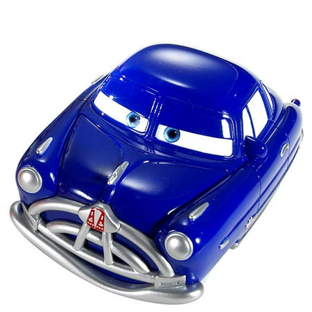 Doc Hudson Accessories - Disney Cars Crash Talkin' Doc Hudson Toy