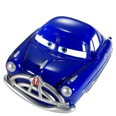 Doc Hudson Accessories - Disney Cars Crash Talkin' Doc Hudson Toy