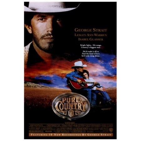 Pure Country (1992) 27x40 Movie Poster - Country Posters
