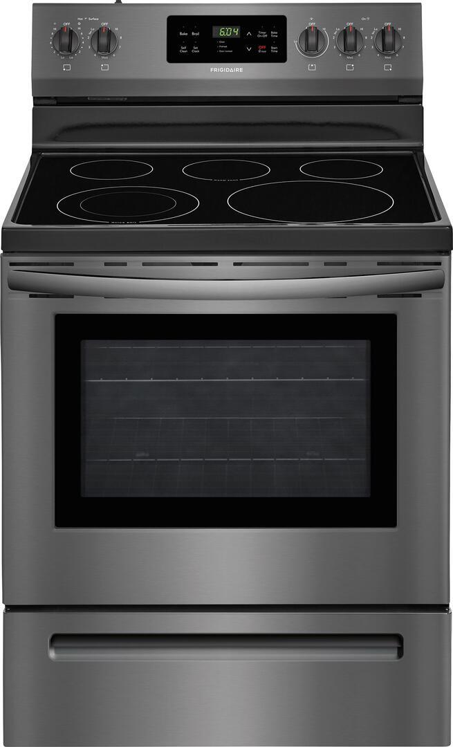 Frigidaire FFEF3054T Ceramic Glass Cooktop