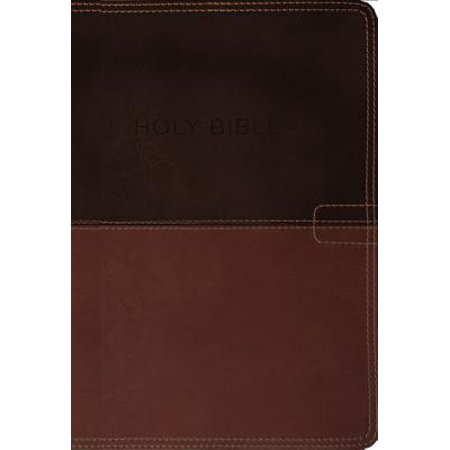 NKJV, Know the Word Study Bible, Imitation Leather, Brown/Caramel, Red Letter Edition: Gain a Greater Understanding of the Bible Book by Book, Verse by Verse, or Topic by