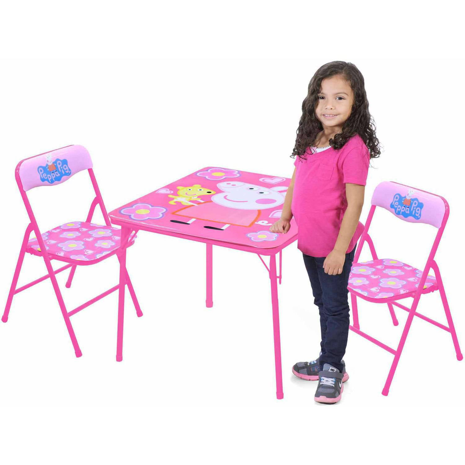 sc 1 st  Walmart : kids character table and chair set - pezcame.com