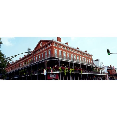 panoramic images stretched canvas art low angle view of buildings