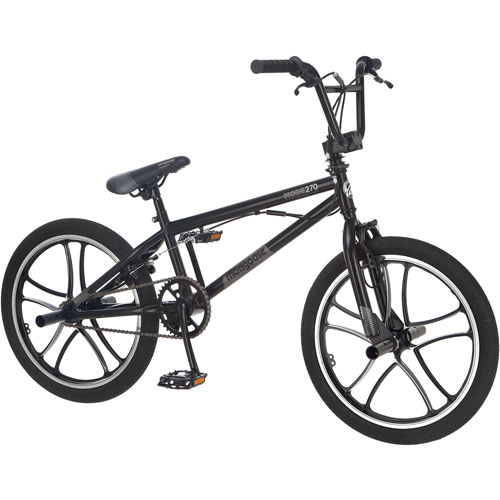 "20"" Mongoose Mode 270 Boys' Freestyle Bike"