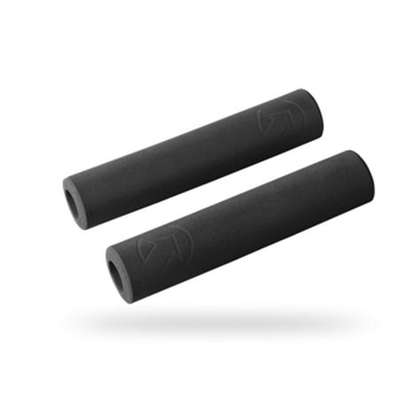 Silicone XC grip, Black. 32mm / 130mm, Silicone XC Grip By PRO