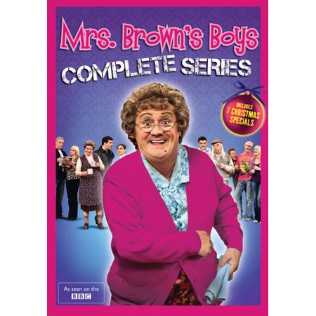 Mrs  Browns Boys  Complete Series