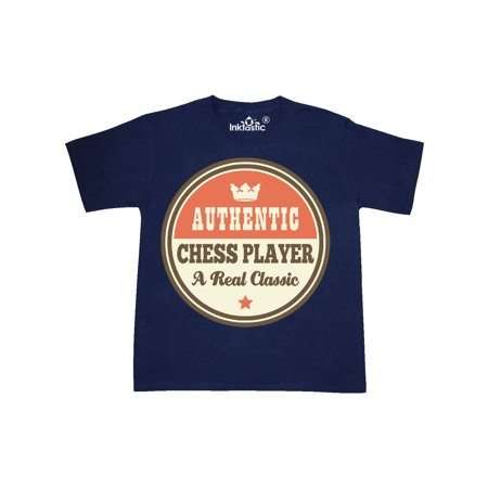 Vintage Player T-shirt (Chess Player Vintage Classic Youth)