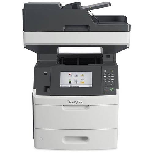 Lexmark MX710de Mono Laser Multifunction Printer/Copier/Scanner/Fax Machine