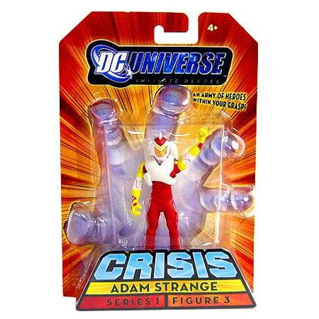 DC Universe Cris Infinite Heroes Series 1 Adam Strange 3.75