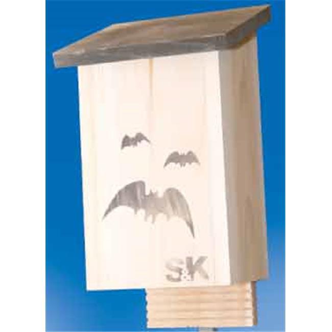 Printed Cedar Bat House