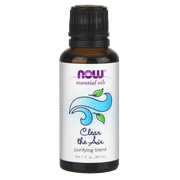 NOW Clean the Air Essential Oils, Purifying Blend, 1 Oz