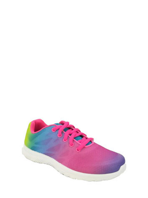 Click here to buy Athletic Works Lightweight Knit Athletic Shoe.