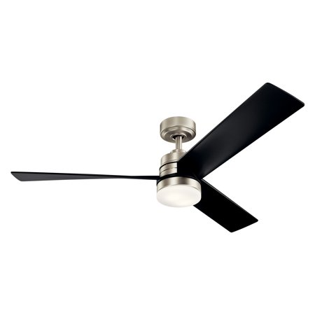 Ceiling Fan Kichler Lighting - Kichler 52 in. Spyn Indoor Ceiling Fan with LED Light