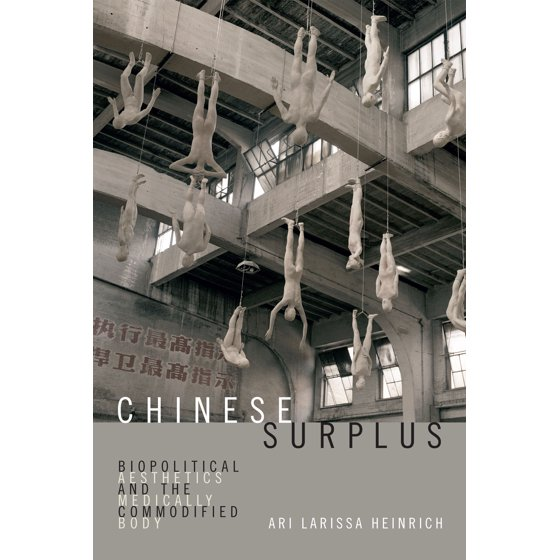 Chinese Surplus : Biopolitical Aesthetics and the Medically Commodified Body