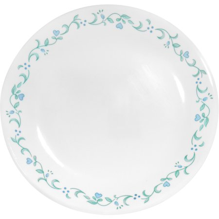 Corelle Livingware Dinner Plates Country Cottage Set Of
