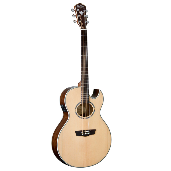 Washburn Festival Nuno Signature Acoustic Electric Guitar by Washburn