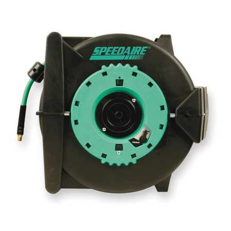 "Speedaire 2VDF3 Hose Reel 300 psi 19-1 4""L by SPEEDAIRE"