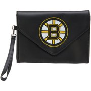 Boston Bruins Women's Gibson Clutch - Black - No Size