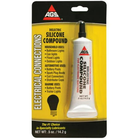American Grease Stick DS-2 Dielectric Silicone Grease - .5 oz