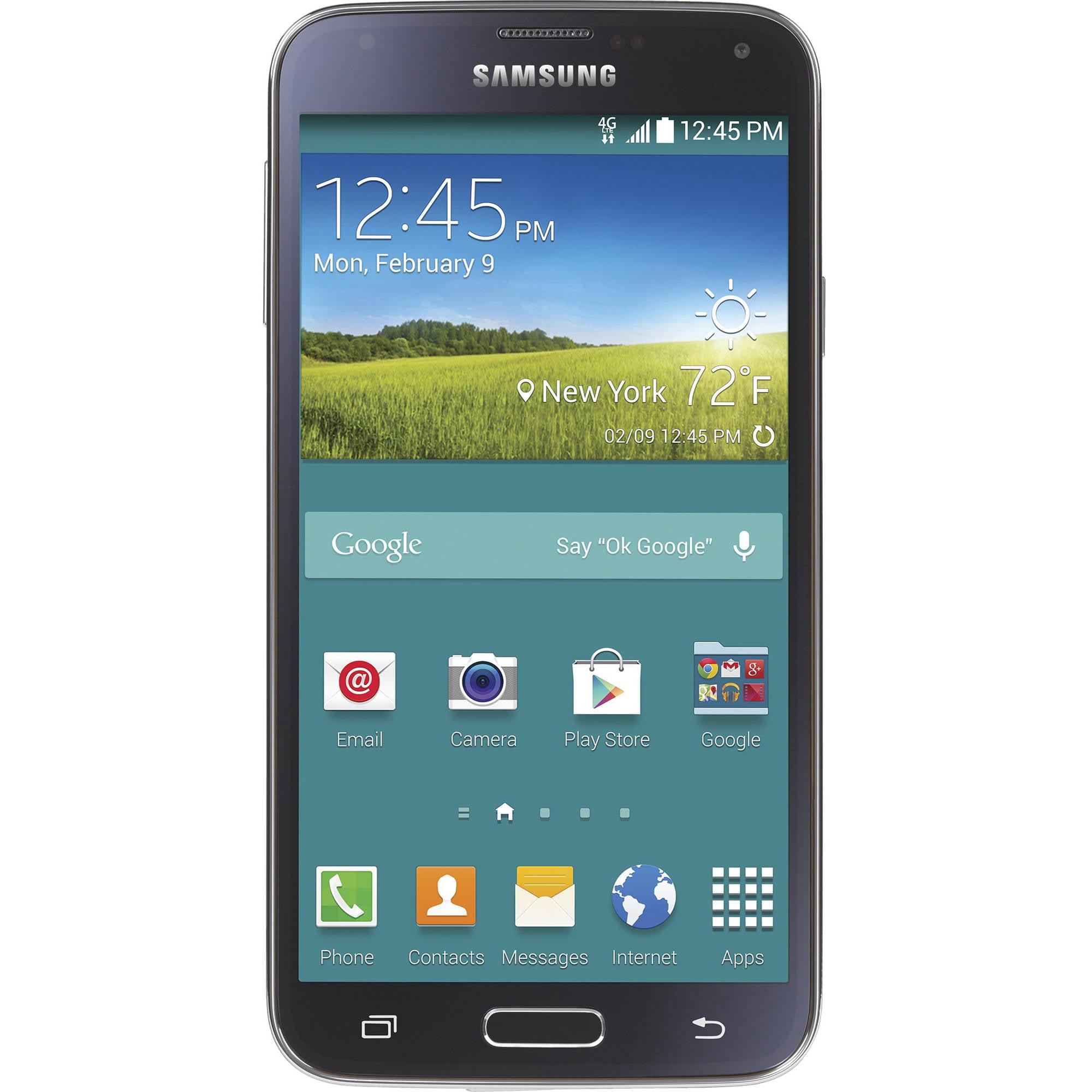 How to use scrapbook on galaxy s5 - Total Wireless Samsung Galaxy S5 4g Lte Prepaid Smartphone Walmart Com