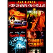 Horror   Suspense   Thriller 4-Pack: DIE-ner (Get It?)   The Hanged Man   The Lights   The Lights by