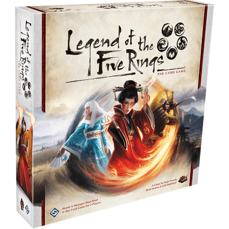 Legend of the Five Rings Living Card Game Core (Legend Of The Five Rings Card List)