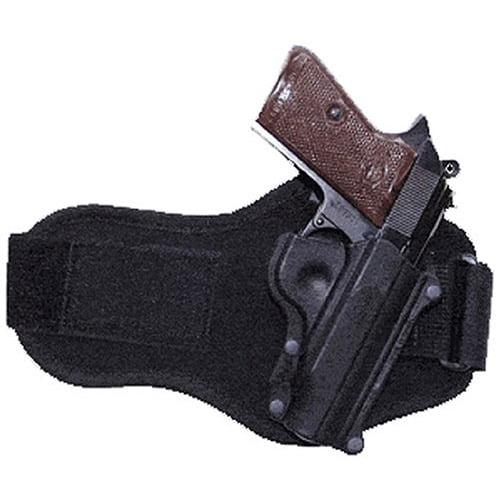 Fobus Left Ankle Holster, Glock 26, 27, 33 by Fobus