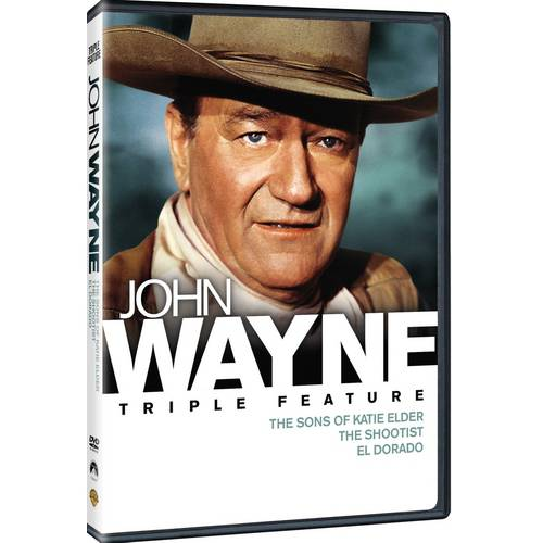 John Wayne Triple Feature: The Sons Of Katie Elder / The Shootist / El Dorado (Widescreen)