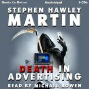 Death In Advertising - Audiobook
