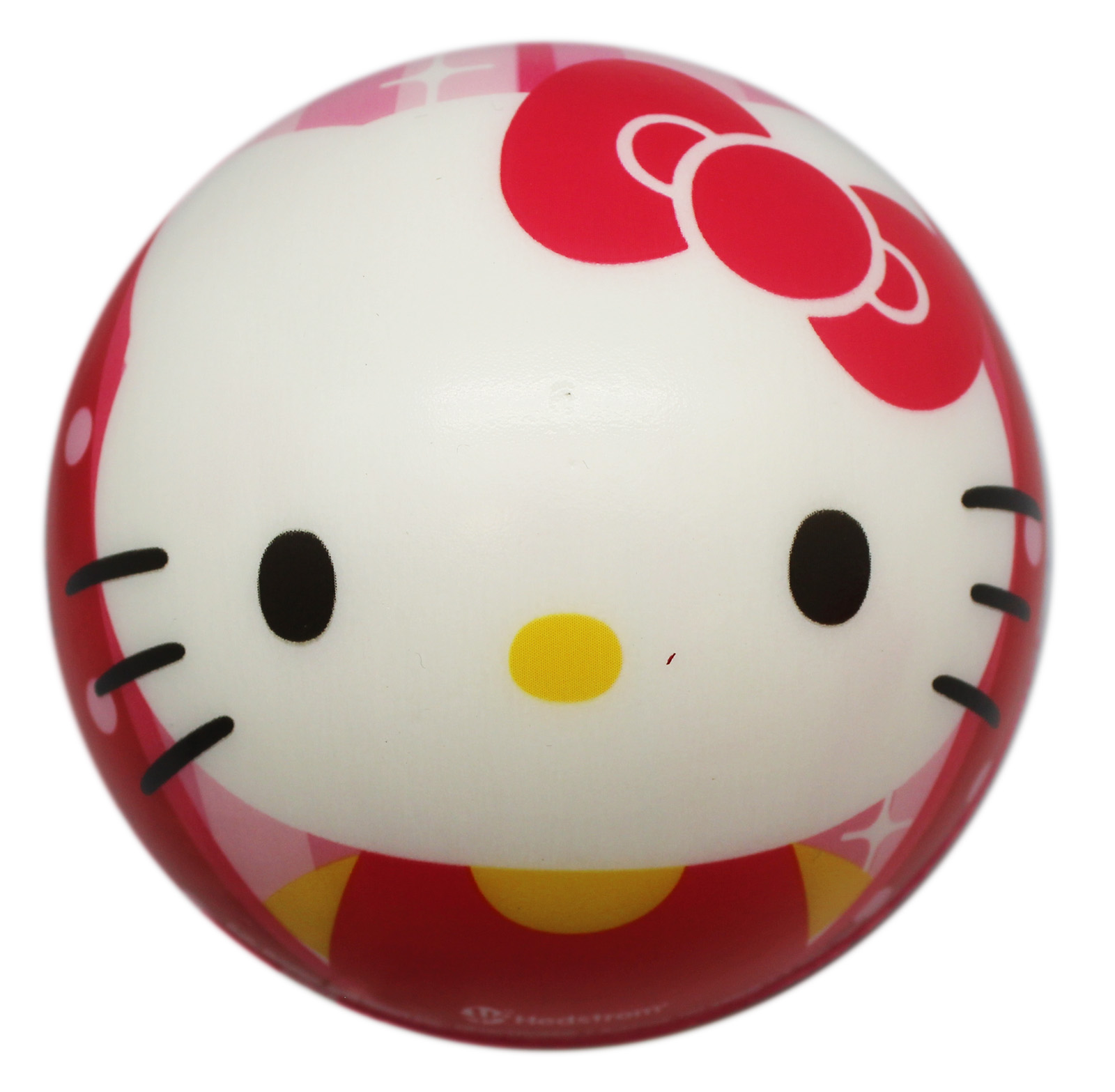 Hello Kitty Soft Foam Pink Colored Ball by