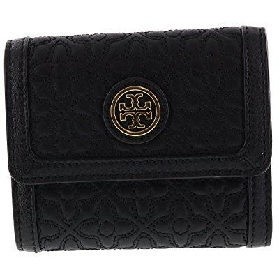 Tory Burch bryant mini wallet in quilted leather, style n...