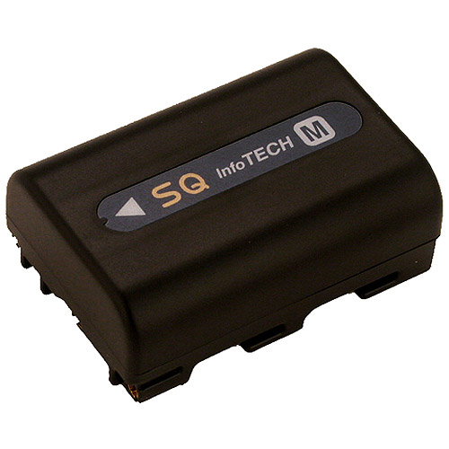 Hi-Capacity B-9598 Camcorder Battery for Sony