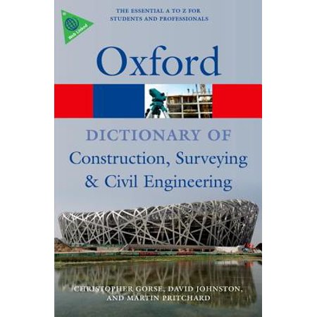 A Dictionary of Construction, Surveying and Civil