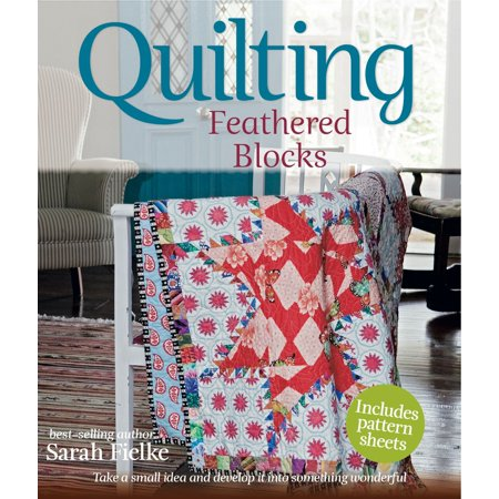 Quilting: Feathered Blocks - eBook