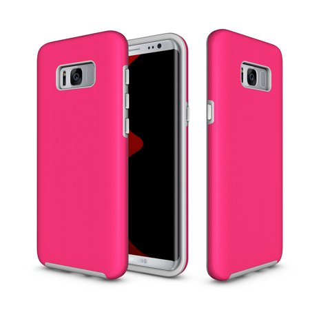 los angeles 71513 cf0a6 For Samsung Galaxy S8 Plus, S8+ 6.2-inch Case, LittleMax Heavy Duty ...