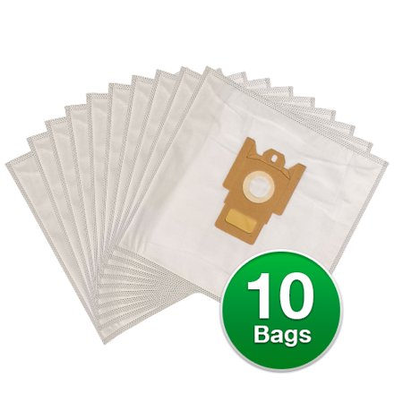 Replacement Vacuum Bag for Miele Type FJM Allergen Bag (2 (Allergen Replacement Vacuum Bags)