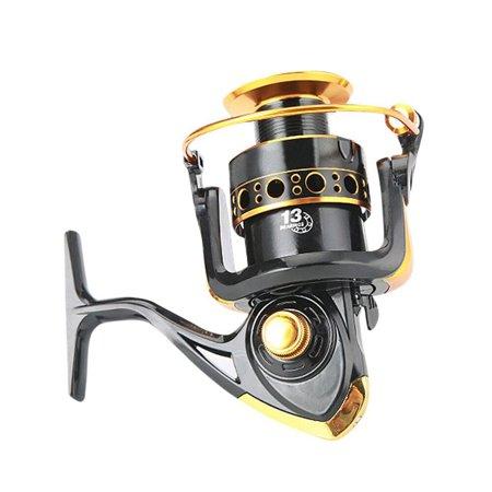 Outdoor Fishing Reel Bearing Balls Spinning Super Strong 5.5:1 Carp