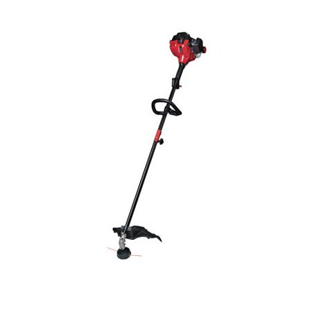 Troy-Bilt TB32EC Gas Powered Straight Shaft String Trimmer, 27cc