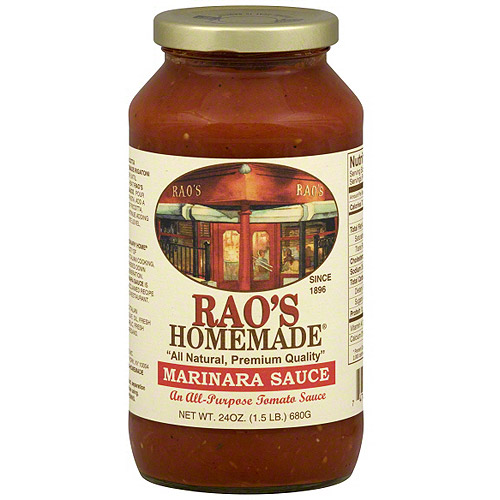 Rao's Homemade Marinara Tomato Sauce, 24 oz (Pack of 6)