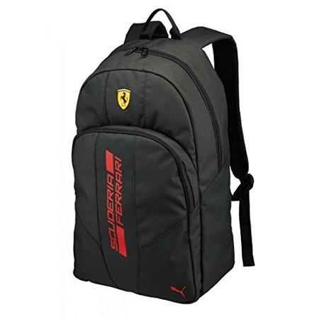 f9cdfe1030df7 Puma Ferrari Black Fanwear Backpack - Walmart.com