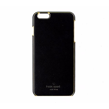 quality design 6a631 770d3 Kate Spade Wrap Case for iPhone 6 Plus /6s Plus - Black (Refurbished)