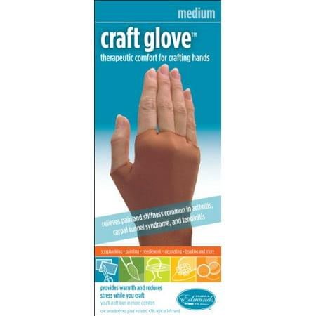 Edmunds Craft Artist Glove  Medium Multi Colored