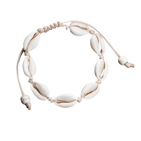 KABOER 2019 Personality Summer Beach Shell Bracelets andamp; Bangles Bohemian Barefoot Ankle Bracelets Jewelry Gifts