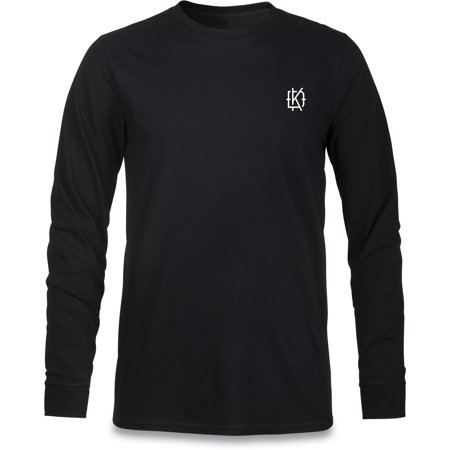 Dakine Mens Aesmo Long Sleeve Graphic T-Shirt (Black, X-Large)