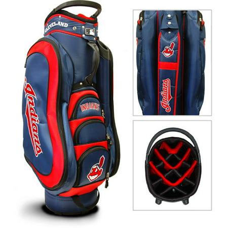 Team Golf MLB Cleveland Indians Medalist Golf Cart Bag