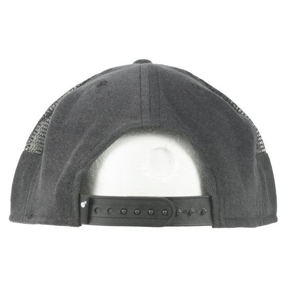 694fb9c83209b THE HUNDREDS - The Hundreds Hyena Snapback Trucker Hat Felt Mesh ...