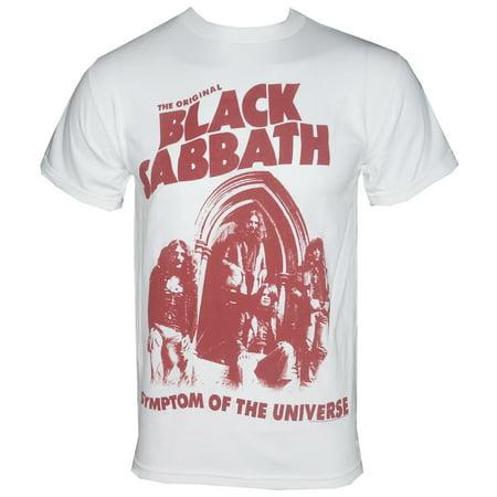 BLACK SABBATH Men's Symptom Of The Universe T-Shirt